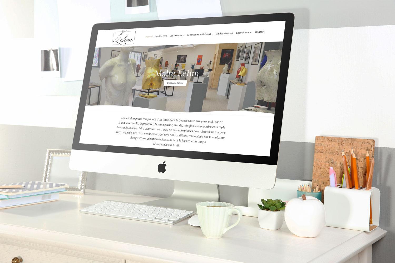 creation-site-web-oeuvre-d'art-sculpteur
