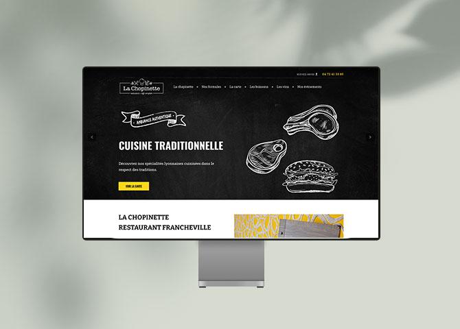 creation-site-web-restaurant-lyon