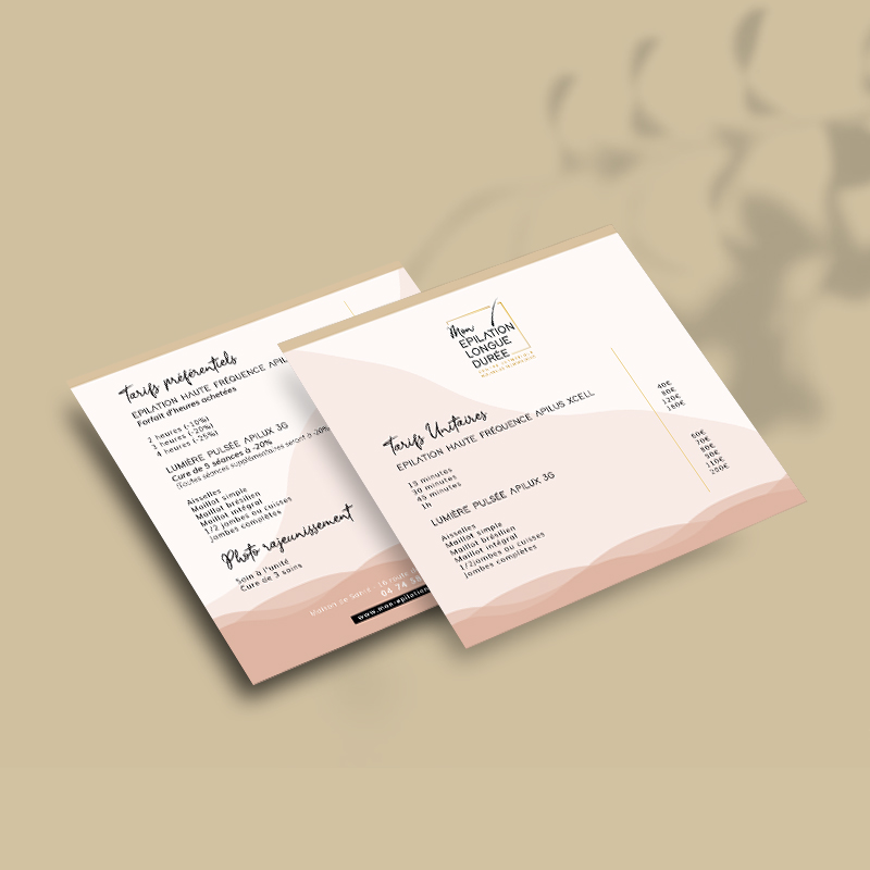 creation-flyer-institut-epilation